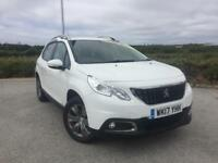 2017 Peugeot 2008 SUV 1.6 BLUE HDI 100 Active Manual Hatchback