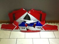 Honda VFR 400 body kit straight out of factory
