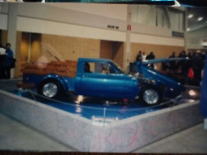Car show display