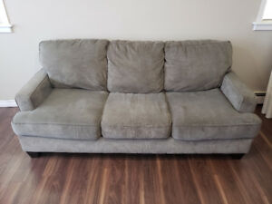 Couch & Love Seat - Ashley Furniture
