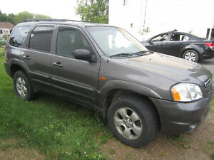 2003 Mazda Tribute Other