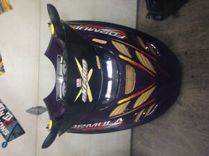 1999-2004 zx hood no windshield $70