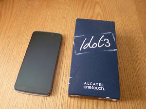 Alcatel Onetouch model Idol3 androide
