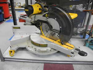 "Dewalt DW718 12"" Sliding Compound Mitre Saw"
