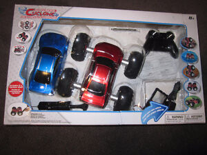 All Terrain Cyclone RC Car - New, in opened box