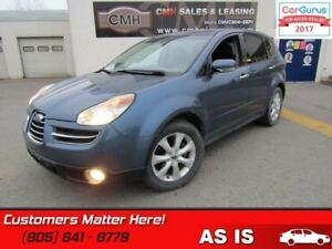 """2006 Subaru Tribeca 5-Passenger  AS IS """"UNCERTIFIED"""" AS TRADED I"""