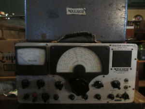 Railway Communications Selective Voltmeter