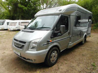 Hymer HV 572 CL - 2007 - Fixed Single Beds - Low Profile - Garage