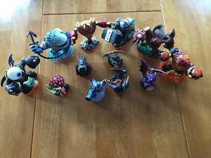 Skylanders, Wii, Figurines, Portal & Game