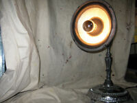 lampe antique ou vintage (creation lampe speaker)
