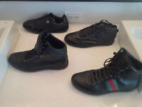 MENS NEW GUCCI BOOTS AND SHOES FOR SALE SIZE 7 - 7 1/2