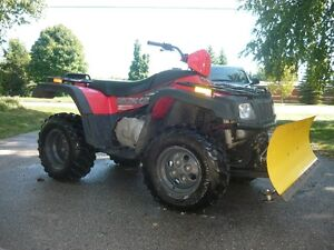 ATV 400cc-Well looked after. Kitchener / Waterloo Kitchener Area image 3