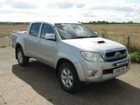 image for 2010 Toyota Hilux 3.0 Invincible 4WD Manual