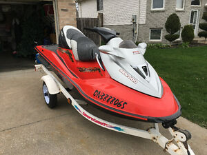 SUPERCHARGED GTX SEA DOO FOR SALE