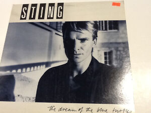 The Dream STING $30 Vinyl Record Collectible $30