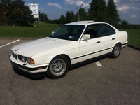 Bmw e34 525 manuelle 5 spd MINT