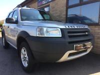 2002 LAND ROVER FREELANDER TD4 ES STATION WAGON ESTATE DIESEL