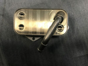 BMW Oil Cooler NEW ORIGINAL 11427525333