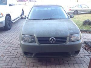 VW JETTA TDI Diesel