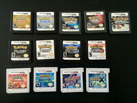 Pokemon DS/3DS Games