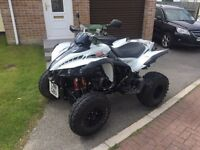 Tgb target 425 road legal quad, 2011