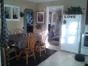 PARTIALLY FURNISHED ROOM PLUS 27 FOOT LOFT FOR 1 PERSON ONLY