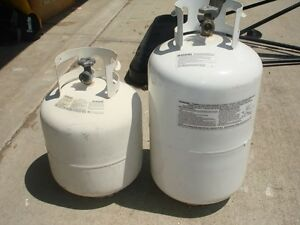 Looking for propane tanks and cover