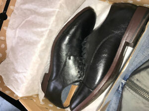 Black dress shoes 10/10 condition never worn