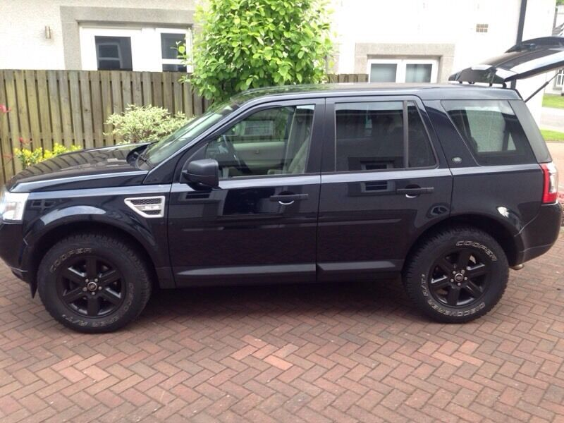 Gloss Black Landrover Freelander 2 17 Quot Wheels Amp Cooper