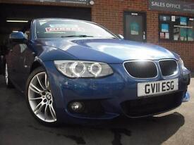 BMW 3 Series 320d M Sport DIESEL MANUAL 2011/11