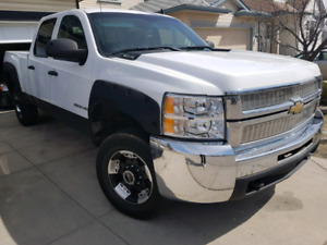 2009 Chevy Silverado 2500 HD