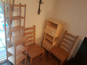 Wooden Furniture for Sale!
