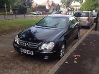 Mercedes clk 2.7 Diesel excellent condition