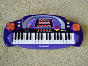 Kids Kawasaki 37-Key Musical Electronic Keyboard