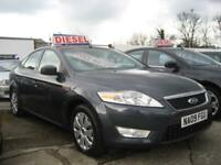 Ford Mondeo 1.8TDCi 125 2009.5MY ECOnetic
