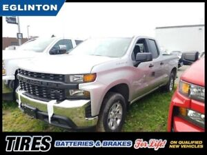 2019 Chevrolet Silverado 1500 Work Truck  -  1WT Package
