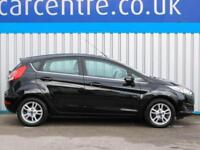 Ford Fiesta 1.2 Zetec 2015 (15) • from £36.18 pw