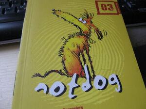 NOTDOG 03- livre neuf