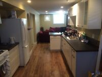 Furnished Two bedroom suite in brand new house u