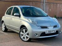 2010 Nissan Micra 1.2 N-Tec 5dr 12 Month Warranty HATCHBACK Petrol Manual