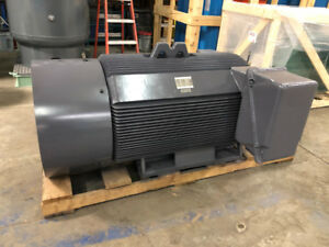 600 HP TEFC 575 volt Electric Motor for sale  Calgary