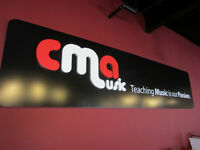 CMA Music is seeking music instructors in Piano, and Violin!