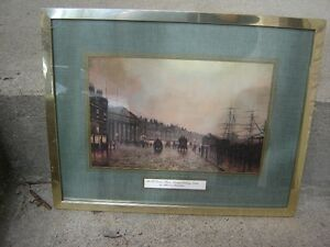 3 FRAMED ANTIQUE PRINTS/COLLECTIBLES/PICTURES London Ontario image 3