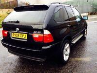 2005 BMW X5 3.0 d Sport SUV 5dr Diesel Automatic ( 218 bhp) SAT Nav Live TV Swap P.x Welcome