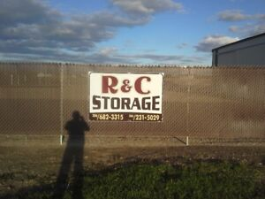 RV, CAMPERS AND BOAT STORAGE