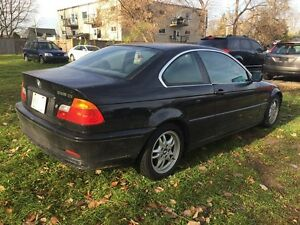 2001 BMW 3 SERIES 325CI * RWD * LEATHER * SUNROOF London Ontario image 6