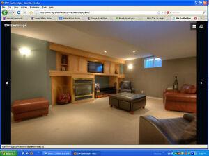 "23"" Long Solid Oak & Brass Cabinet - Cupboard Handles & 8 Hinges Kitchener / Waterloo Kitchener Area image 7"