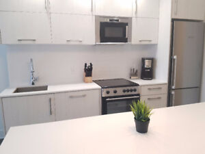 Luxury studios from $1,395. All-Inclusive downtown Ottawa