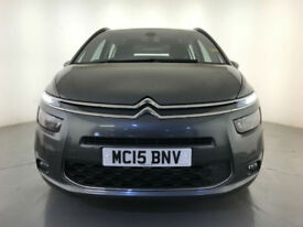 2015 CITROEN C4 GRAND PICASSO EXCL BLUEHDI 1 OWNER SERVICE HISTORY 7 SEATS