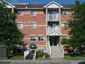 Two bedroom in a secure, well managed condominium complex